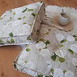 Úžitkový textil - Podsedák - 11653050_