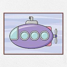 Grafika - Ponorka - 11652960_