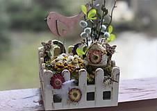 Dekorácie - Veľkonočná dekorácia - 11656545_