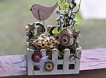Dekorácie - Veľkonočná dekorácia - 11656546_