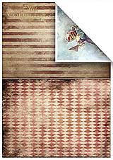 Papier - Papier na scrapbooking - sada - 11655980_