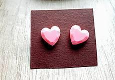 Dobrý obchod - Srdiečka ružové - 11657084_