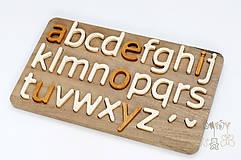 Hračky - Malá abeceda - 11656935_