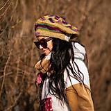 Čiapky - Origo baretka hačkovanec II - limit - 11657897_