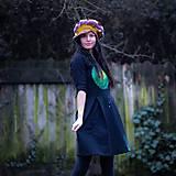 Šaty - Origo šaty puff kruh - 11658162_
