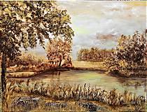 Obrazy - Poézia vody - 11660166_