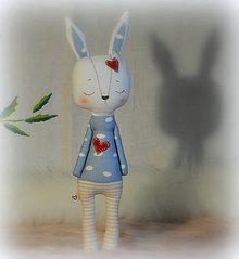 Bábiky - bunny - 11660931_