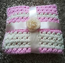 Úžitkový textil - Deka - 11660144_