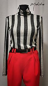 Iné oblečenie - Pruhovaný rolák - 11660711_