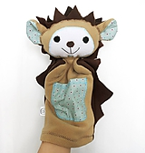 Maňuška jež - Ježko z Brusnicovej doliny