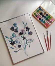 "Obrazy - Obraz ""Odtiene violy"" - 11664278_"