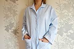 Pyžamy a župany - Pyžamová košeľa - 11664536_