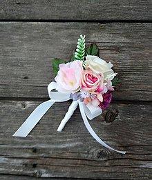 Pierka - Pierko pre ženícha Májová láska - 11667936_