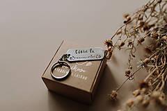 Kľúčenky - Prívesok na kľúče Ľúbim ťa taaakto veľmi - 11666264_