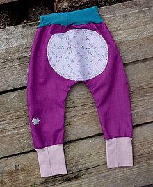 Detské oblečenie - JARné softshelLOVE...kvitnú - 11669401_