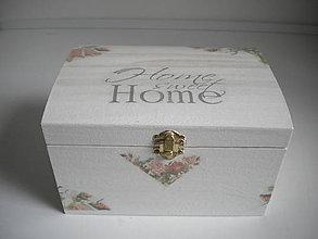 Dekorácie - Krabička - 11668496_