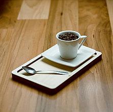 Pomôcky - Tácka pod kávu - 11666908_