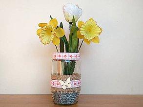 Dekorácie - Váza - 11667371_
