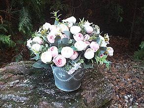 Dekorácie - kvety - kamélie - 11668870_