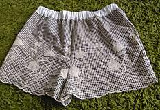 Pyžamy a župany - Pyžamo krátke šortky - 11668192_