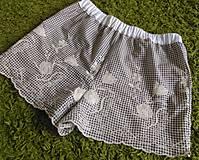 Pyžamy a župany - Pyžamo krátke šortky - 11668193_