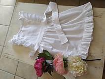 Detské oblečenie - Dievčenské šaty - 11666836_
