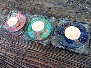 Svietidlá a sviečky - Mini Galaxy - 11672810_