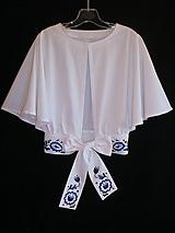 Iné oblečenie - Bolero top - 11672132_