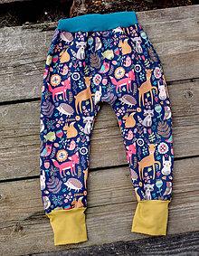 Detské oblečenie - softshelLOVE gate..Z lesa - 11669441_