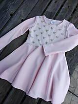 Detské oblečenie - So širokou sukničkou č. 116 - 11670225_