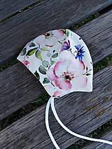 Detské čiapky - Novorodenecká jabloňový kvet - 11671587_