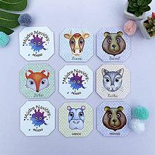 Hračky - Pexeso so zvieratkami - 11670003_