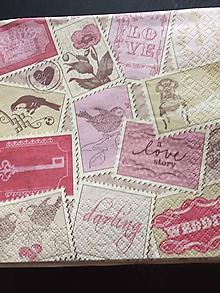 Papier - servítky 1990 (2012) - 11673887_