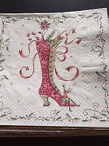 Papier - servítky 1851 Vianoce (1852a) - 11674510_