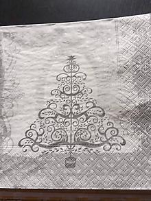 Papier - servítky 1851 Vianoce (1852b) - 11674511_