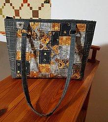 Kabelky - Taška Klimt style - 11675188_