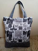 Nákupné tašky - Nákupná taška - 11672880_