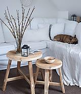 Nábytok - stolík / stolček - 11673822_
