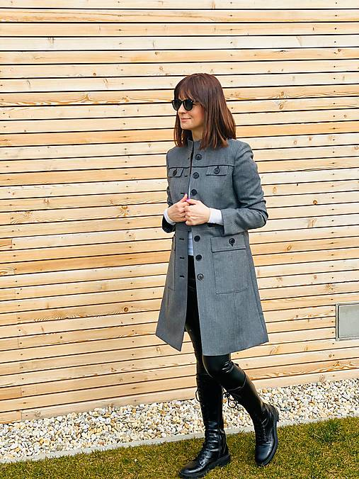 Dámsky kabát