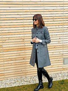 Kabáty - Dámsky kabát - 11673043_