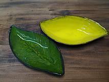 Nádoby - Zelená a žltá - 11676924_