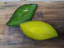 Nádoby - Zelená a žltá - 11676925_