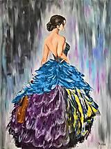 Obrazy - Umelkyňa 1 - 11676158_