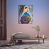Obrazy - Umelkyňa 1 - 11676161_