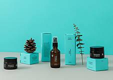 Drogéria - Levanduľa a kajeput - krémový dezodorant (45g/30ml) - 11676750_