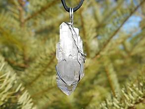 Šperky - forest cristall-b.štiavnica-krištáľ - 11678401_