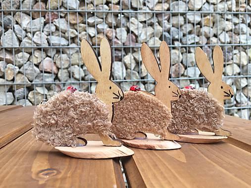 veľkonočný zajko