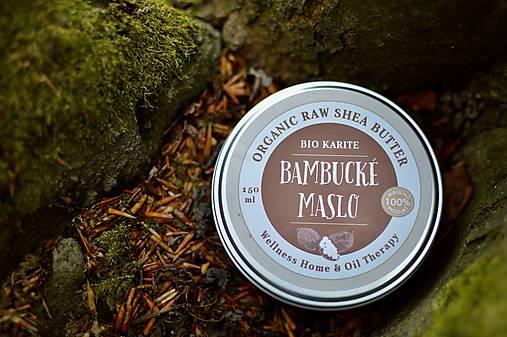 Drogéria - Bambucké maslo - 11678333_