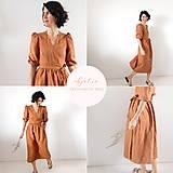 Šaty - objatie .šaty - 11679280_