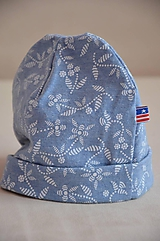 Detské čiapky - Detská čiapka plus šatka pod krk - 11679487_